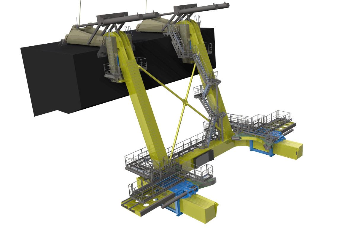 Offshore equipement